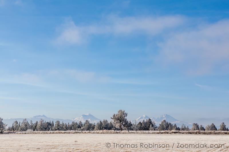 Winter Cascades