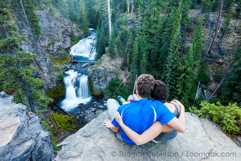 Tumalo Creek Couple