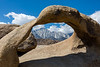 Mobius Arch with Mt. Whitney