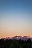 Sunrise on the Cascades