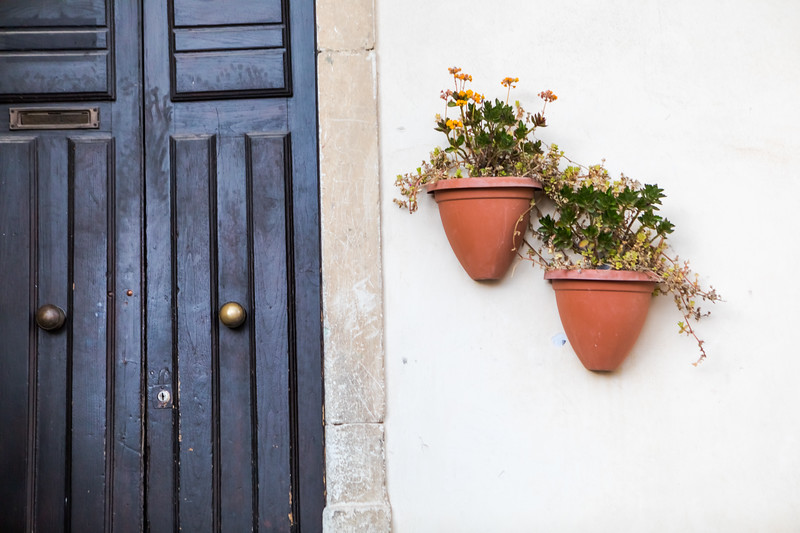 Door Baskets