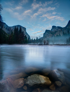 Yosemite Morning