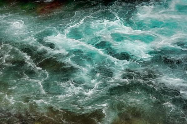 Sauk River, North Cascades