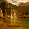 New Navajo Falls Tucked Away in Havasupai