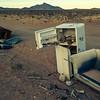 Mojave Desert Living Room