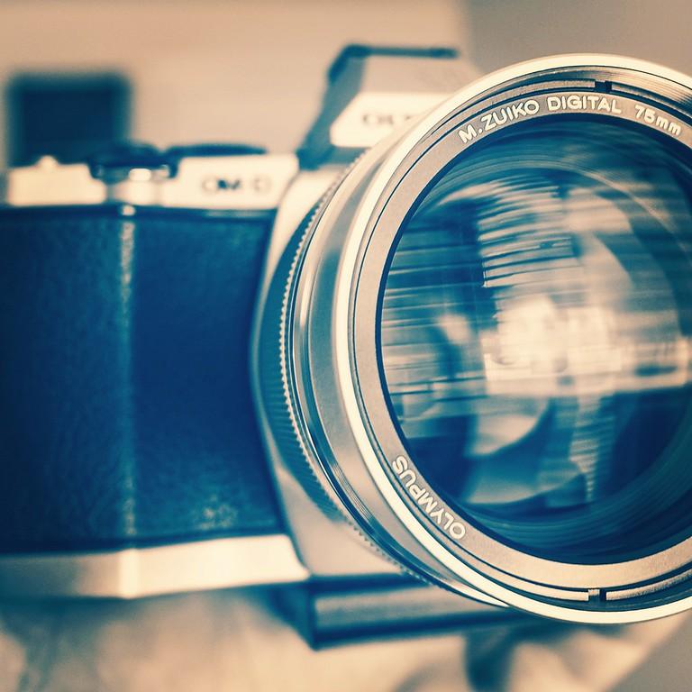 Olympus 75mm F1.8 Lens