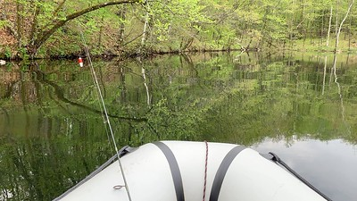Boating on Drummond Lake