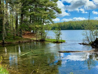 Out Flow Lake Owen
