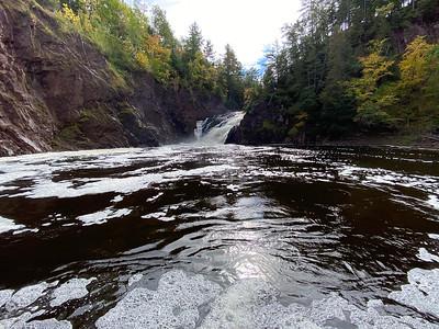Montreal River Superior Falls