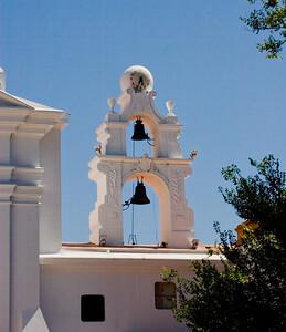 REC118  Claustros del Pilar Church (Basilica de Nuestra Senora del Pilar) - as seen from Recoleta Cemetery.