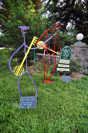 Art in the Garden... Individual Works of Art