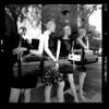 Reflection: fashion ladies