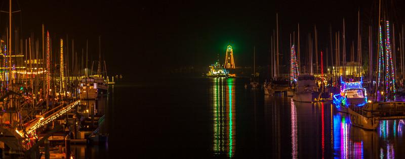 The Marina and Lighthouse