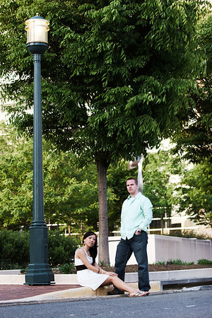 Regina and Drew Engagement