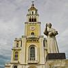 """Iglesia Sagrado Corazon de Jesus, Moca, Dominican Republic---2011<br /> <br /> Primera iglesia construida en la Moca, Rep. Dom., en el siglo XIX.<br /> Tambien es conocida como """"La Catedral de Moca"""".<br /> Se le declaro com Patrimonio Monumental de la Republica Dominicana en el ano 2006."""
