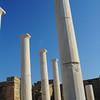 Ruin Columns-Delos, Greece