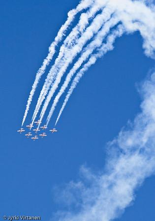 The Snowbirds - Reno Air Races 2007, NV, USA