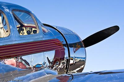 1937 Spartan 7W Executive - Reno Air Races 2007, NV, USA