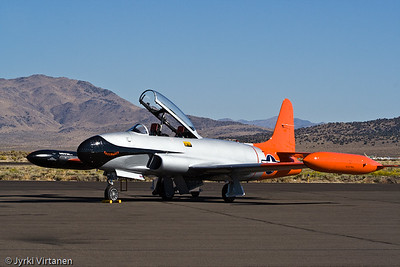 """T-33 """"Pacemaker"""" - Reno Air Races 2007, NV, USA"""