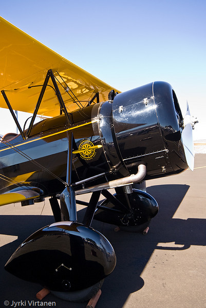 1930 Stearman 4E Speedmail - Reno Air Races 2007, NV, USA
