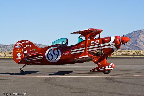 Pitts S-1T - Reno Air Races 2007, NV, USA
