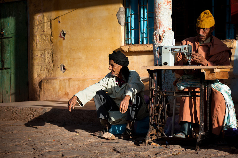 Morocco - Berber population