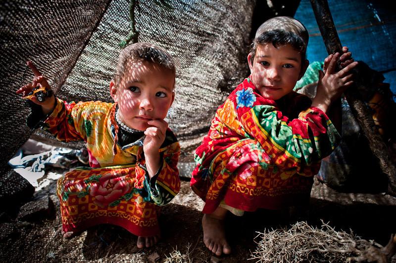 Morocco - Imilchil - Berber population