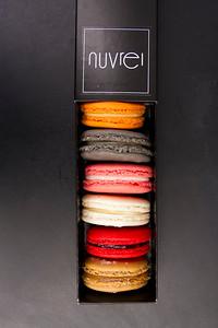 Macarons at Nuvrei