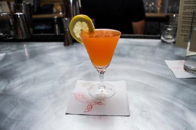Strega Genesis Cocktail at Renard