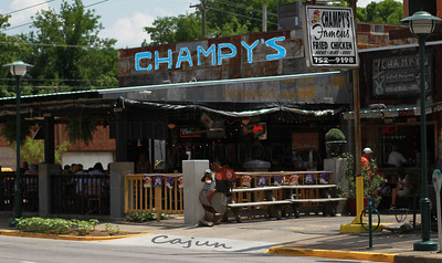 Champy's Fried Chicken won Best of the Best for 2012 and 2013 in the Fried Chicken contest. Photography by Lloyd R. Kenney III (C) 2012 All Rights Reserved