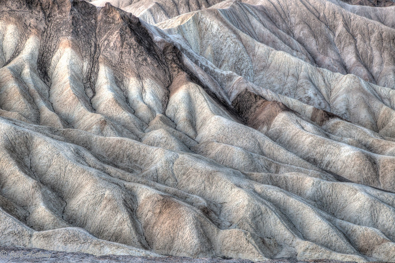 Zabriskie Point, Death Valley, CA