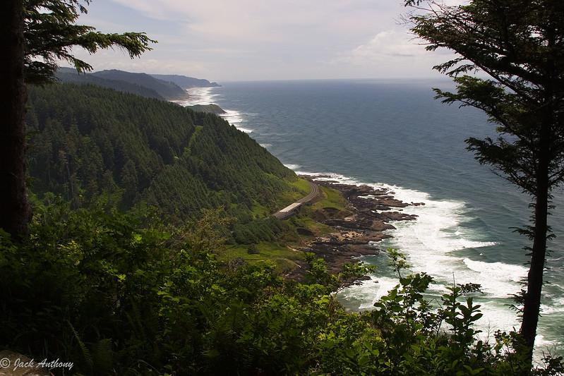 Orogon Coast