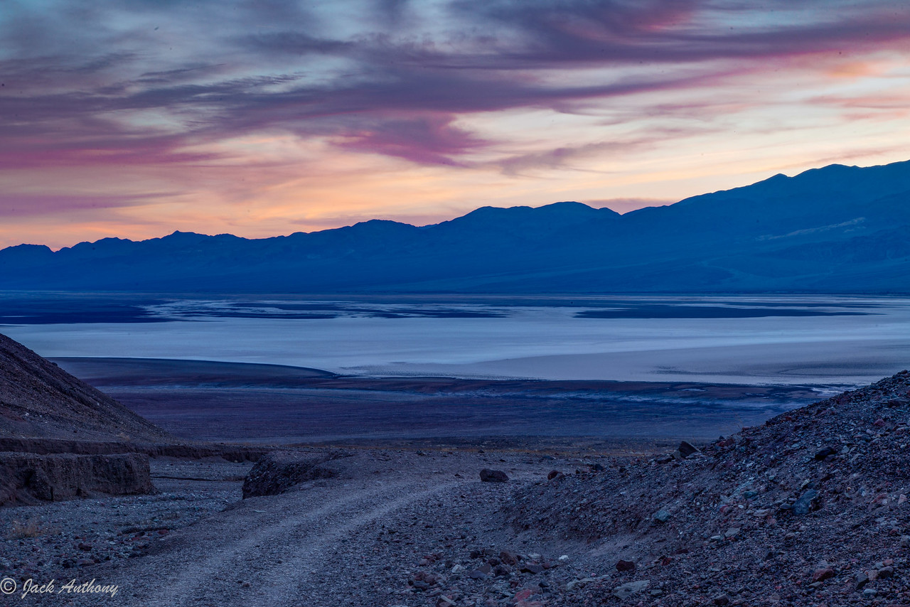 Bad Water Basin in Death Valley