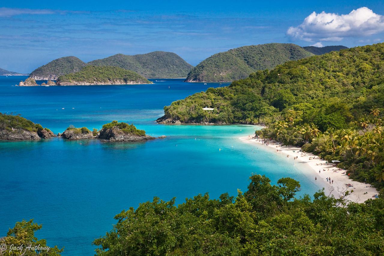 St. John National Park, US Virgin Islands