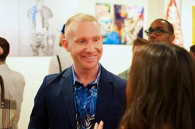 Richie Rich Ross Higgins derek Warburton Christopher Logan Pop Intnl Galleries