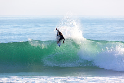 Surfing  at Rincon,USA  Date: Jan 22, 2014 Time: 07:55.PM Model: Canon EOS 5D Mark III Lens: EF600mm f/4L IS USM