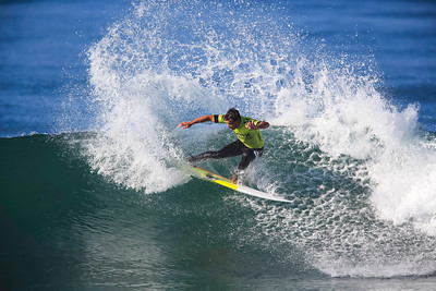 Surfing Trestles