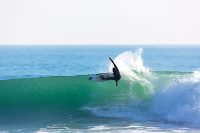 Surfing  at Rincon,USA  Date: Jan 20, 2014 Time: 07:12.PM Model: Canon EOS 5D Mark III Lens: EF600mm f/4L IS USM