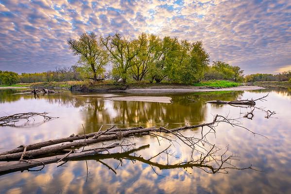 Big Sioux Reflections