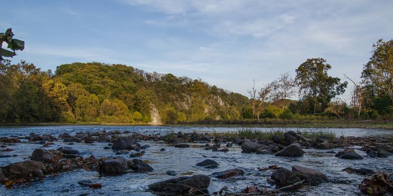 Shenandoah River- Newport