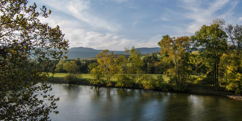 Shenandoah River- 340 Bridge Grove Hill