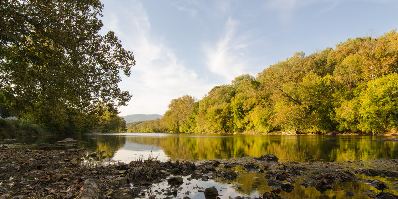 Grove Hill Landing Shenandoah River