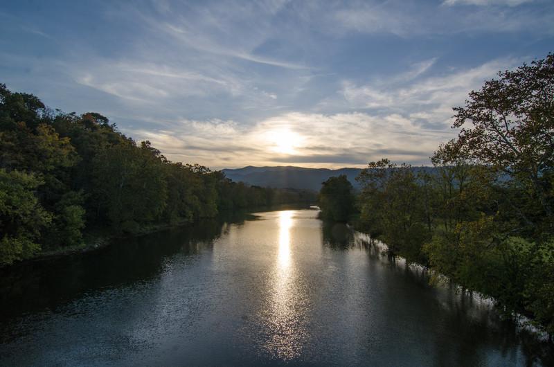 Shenandoah River- 340 Bridge near Grove Hill