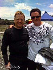 Me & Michael Madsen