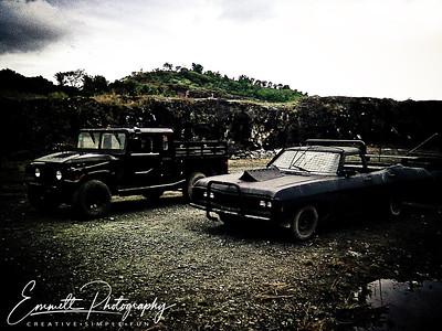 Road Raider Vehicles