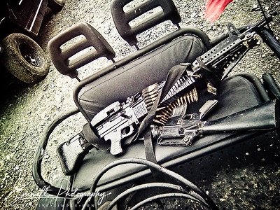 My Machine Gun :-)