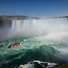 Horseshoe Falls on Canadian Side