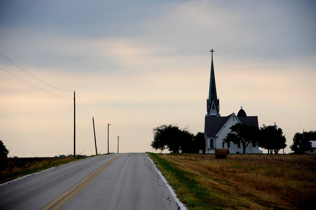 New Sweden Lutheran Church, New Sweden, Texas