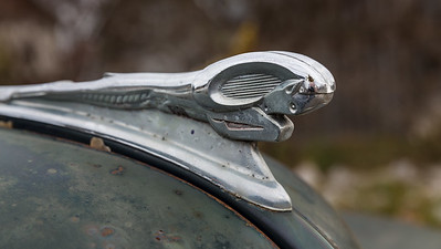 Dodge Ram Hood Ornament