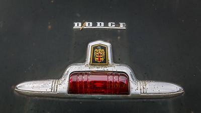 Dodge Trunk Lid